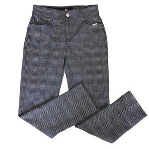 Roz & Ali Classic Fit High Waist Pants